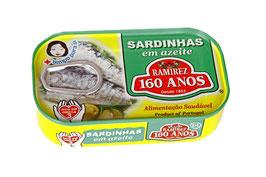 "Sardinen in Olivenöl - ""Ramirez Sardinhas em Azeite"""
