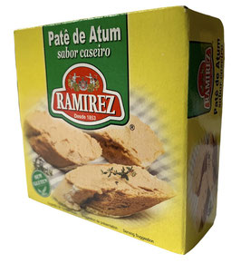 "Thunfisch Pate - ""Ramirez Patê de Atum"""