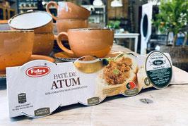 """Thunfischaufstrich Fides - """"Fides Paté de Atum"""""""