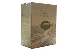 "Olivenöl 3 Liter in der Box - ""Quinta de São Xisto Virgem Extra"""
