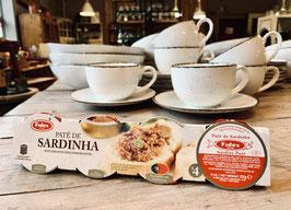 """Sardinenaufstrich Fides - """"Fides Paté de Sardinha"""""""