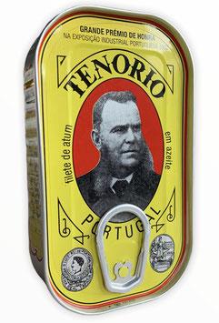 Tenório Thunfischfilet in Olivenöl - Tenorio Filetes de Atum em Azeite