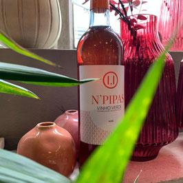 N Pipas Rose - Vinho Verde