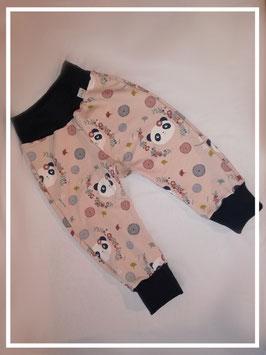 """lange Pumphose """"Panda"""""""