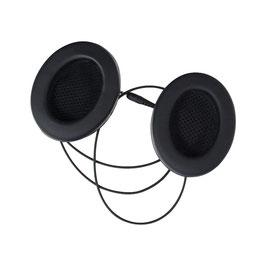 Coquilles avec haut-parleurs intégrés