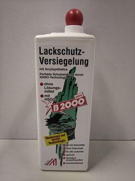 B2000 Lackschutz Versiegelung