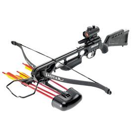 175 lbs Recurve-Armbrust Jaguar I Black von EK Archery