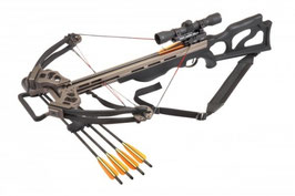 Titan Compound Armbrust Black 200lbs 385fps