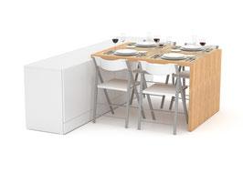 Sideboard Echtholz