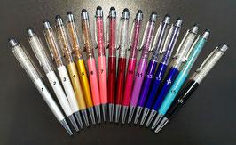 Kristall Kugelschreiber