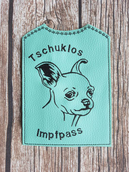 Impfpasshülle Chihuahua
