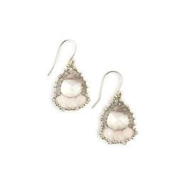 Angela Earrings Silver