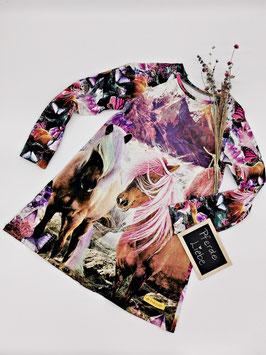 Kleid Pferd/Schmetterling