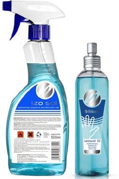 SC Izosol - Desinfektion für Haut und Hände 250ml / 500ml