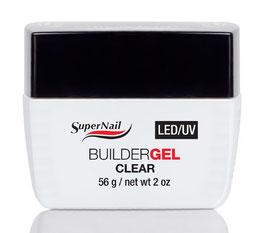 SUPER NAIL Builder Gel Clear LED/UV 56g