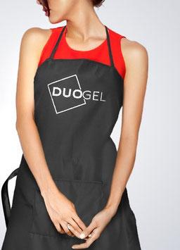 DuoGel Arbeitsschürze mit Strasssteinen