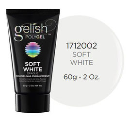 Gelish PolyGel --- Soft White 60g