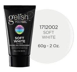 Gelish PolyGel - Soft White 60g