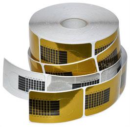 Modellage Schablone 500 Stück