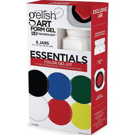 Gelish Essentials Color Gel Kit