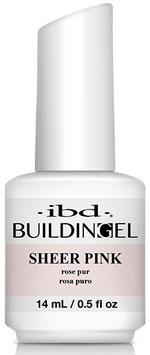 Ibd BuildinGel Sheer Pink 14ml