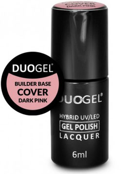 DUOGEL Builder Base Led/Uv 6ml - Dark Pink