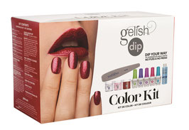 Gelish DIP System - Color Kit
