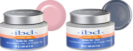 Ibd Builder Gel Clear + Builder Gel Pink