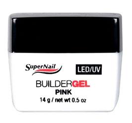 SUPER NAIL Builder Gel Pink LED/UV