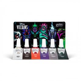 Gelish Disney Villains 6er Display - Neue Kollektion