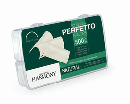 Harmony Natural Tips, 500 Stk.