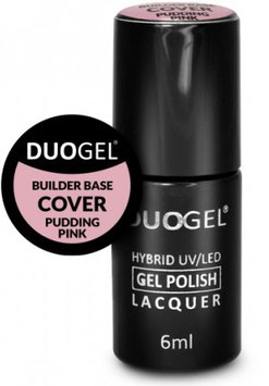 DUOGEL Builder Base Led/Uv 6ml -  Pudding Pink