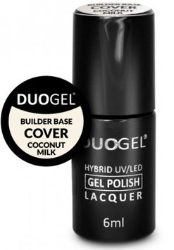 DUOGE Builder Base Led/Uv 6ml - Coconut Milk