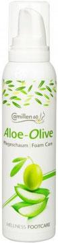 Camillen60 Aloe-Olive Pflegeschaum 150ml