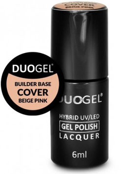 DUOGEL Builder Base Led/Uv 6ml - Beige Pink