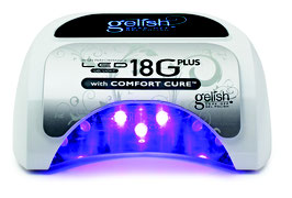 Gelish 18G Plus Professional Comfort Cure LED Light 36 Watt