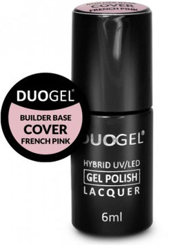 DUOGEL Builder Base Led/Uv 6ml - French Pink
