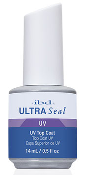 IBD Ultra Seal UV Top Coat 14ml