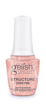 Gelish Structure Cover Pink mit Pinsel 15ml NEU