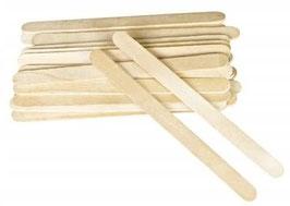 Holzspachteln mini 9,4 x 1cm - 50 Stück
