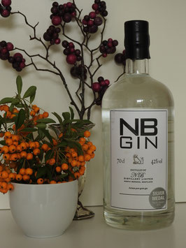 NB Gin Small Batch 0,7l, 42,0%
