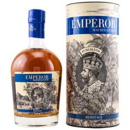 Emperor Heritage Rum Mauritius 0,7 Liter 40,0%