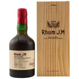 Rhum J.M Millésime 2001 Single Barrel 0,5l, 40,12%