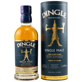 Dingle Single Malt Irish Whiskey (2021) 0,7l, 46,3%