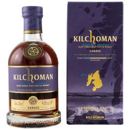 Kilchoman Sanaig 0,7l, 46,0%