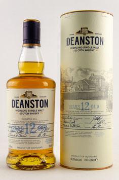 Deanston 12 Jahre 0,7l, 46,3%