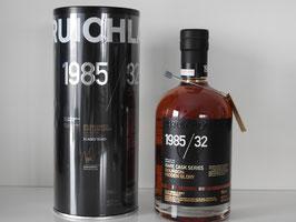 Bruichladdich old & rare 1985 32 Jahre, 48,7%