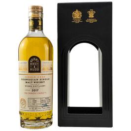 Myken Whisky - #15 (BBR) 0,7l, 61,4%