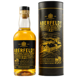 Aberfeldy 12 0,2l, 40,0%