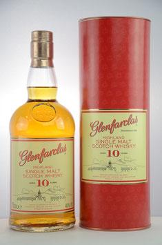 Glenfarclas 10 0,7l, 40,0%